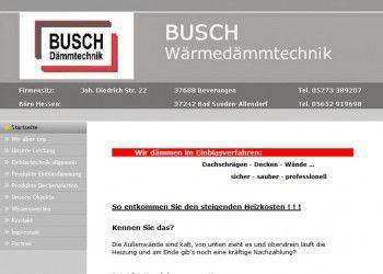 Busch Wärmedämmtechnik
