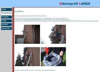 Daemmprofi Lange
