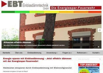 EBT Einblastechnik