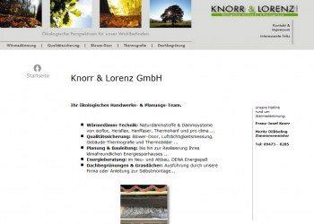 knorr & lorenz