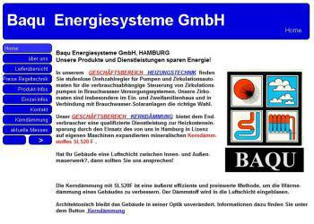 Baqu Energiesysteme