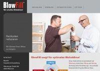 BlowFill - Wir schaffen Wohnklima