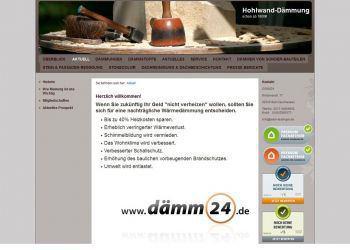 Laubinger Bautenschutz - Dämm24
