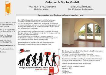 Gebauer & Buchs