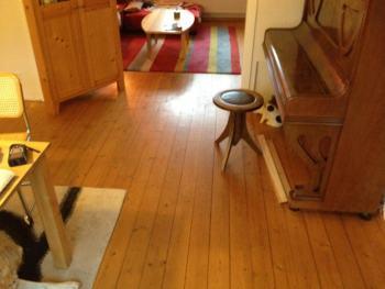 Fußboden und Kerndämmung Rees